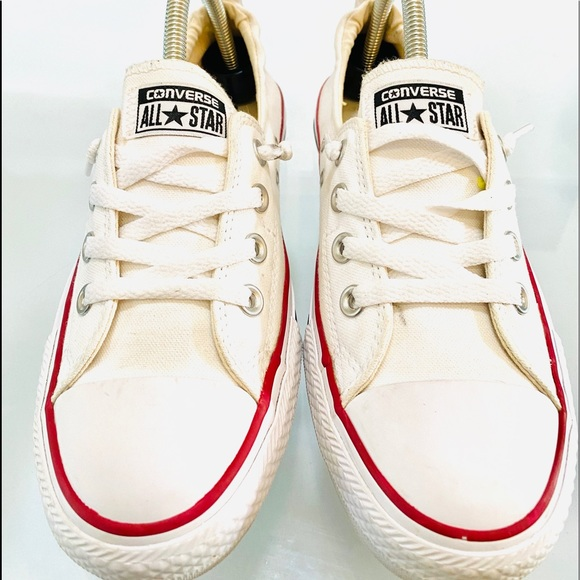Converse Shoes | Beautiful Ladies White